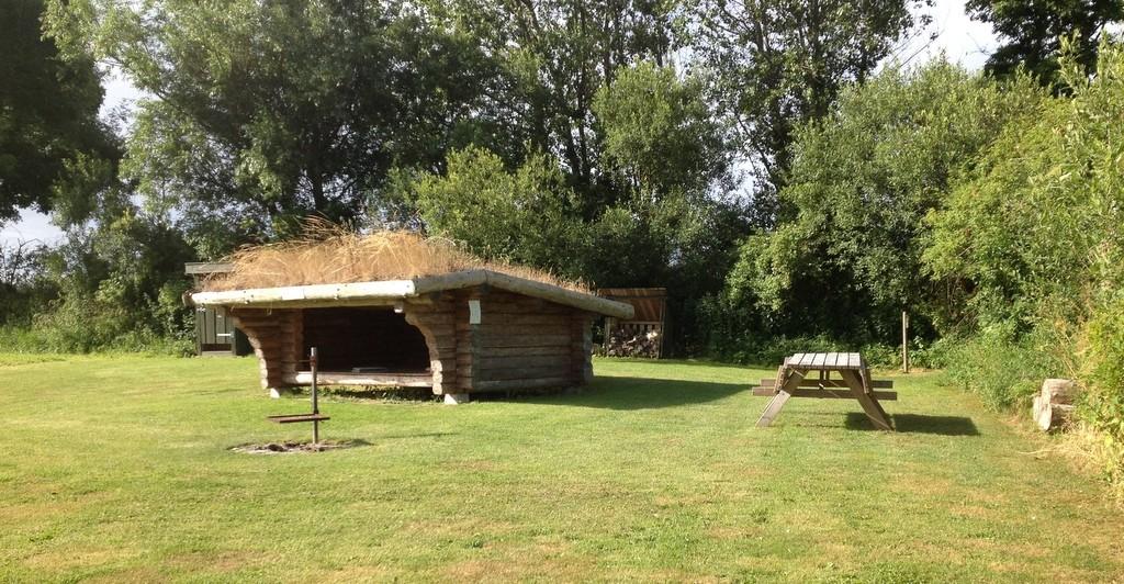 Shelteren på Revvej