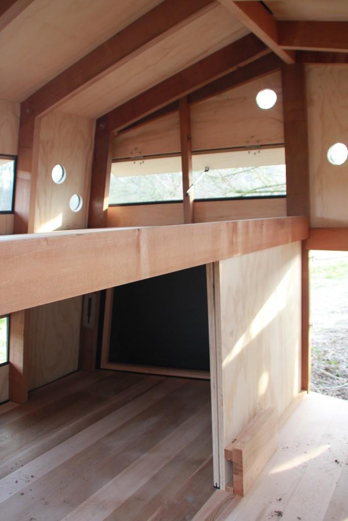 Stenbidder interiør model sov