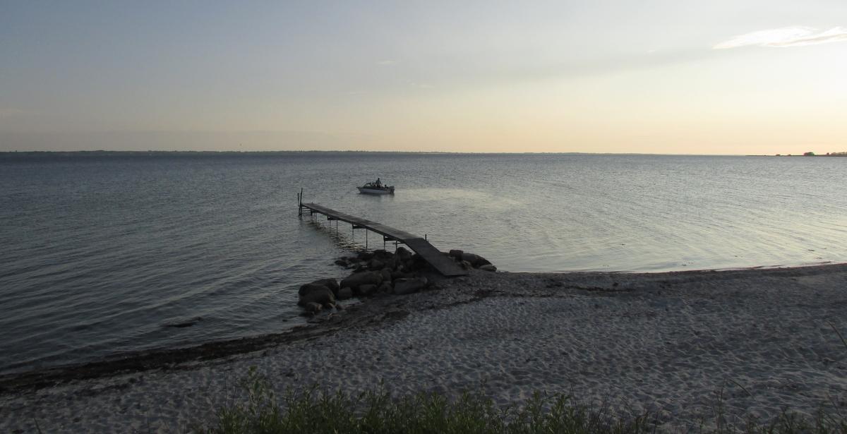 Teltpladser på Drejø – Drejø